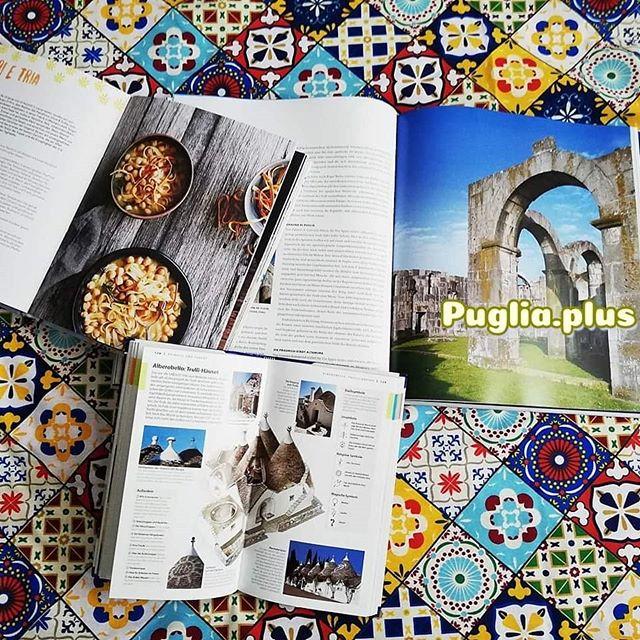 Die besten Reiseführer, Kochbücher, Bildbände und Kalender von Apulien - Artikel auf Website #buchempfehlung #reisegührerapulien #apulienkochbuch #apulischrezepte #apulieninfos