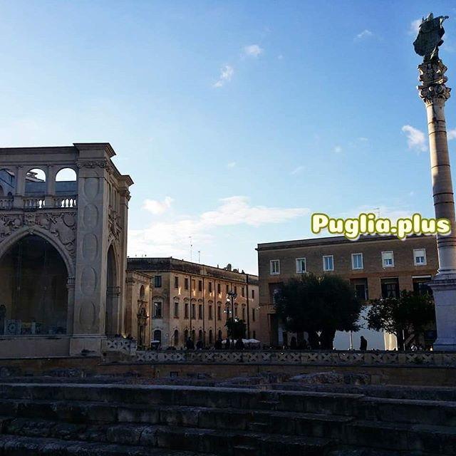 Lecce ist zu jeder Jahreszeit wunderschön. In der Story aktuelle Lecce Weihnachtsbilder. #lecce #apulienurlaub #salento #reisetipp