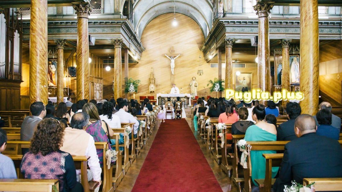 Hochzeit in Apulien – Heiraten wie die Promis