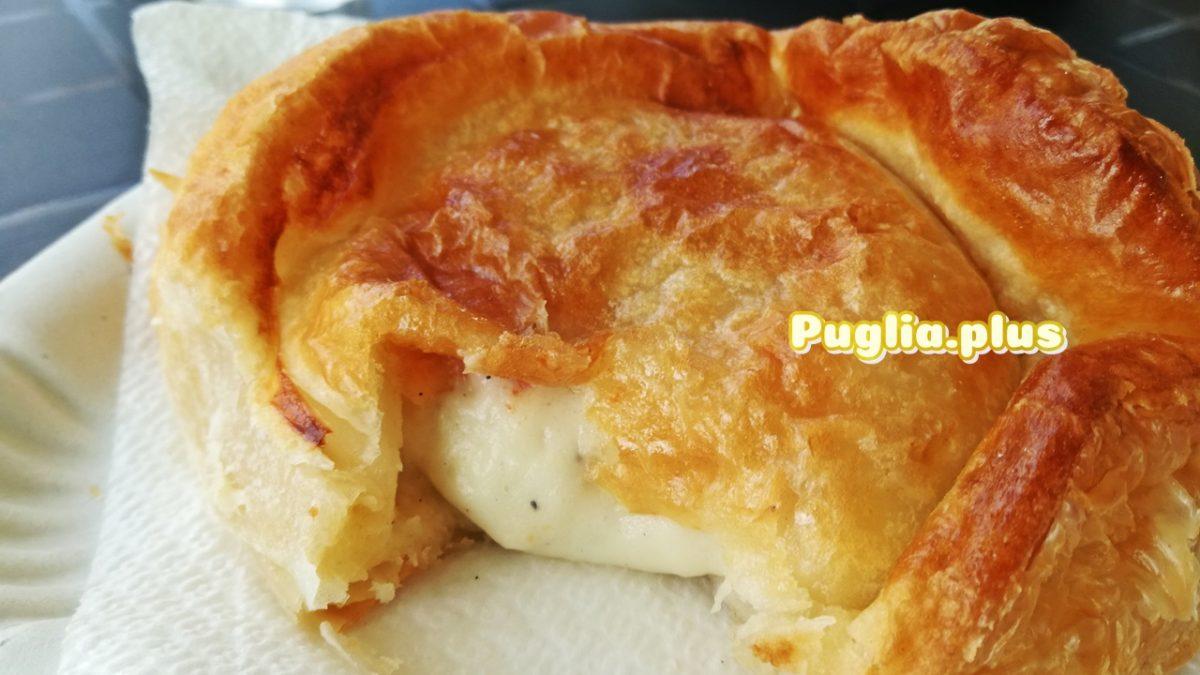 Rustico leccese – ein pikanter Snack aus dem Salento