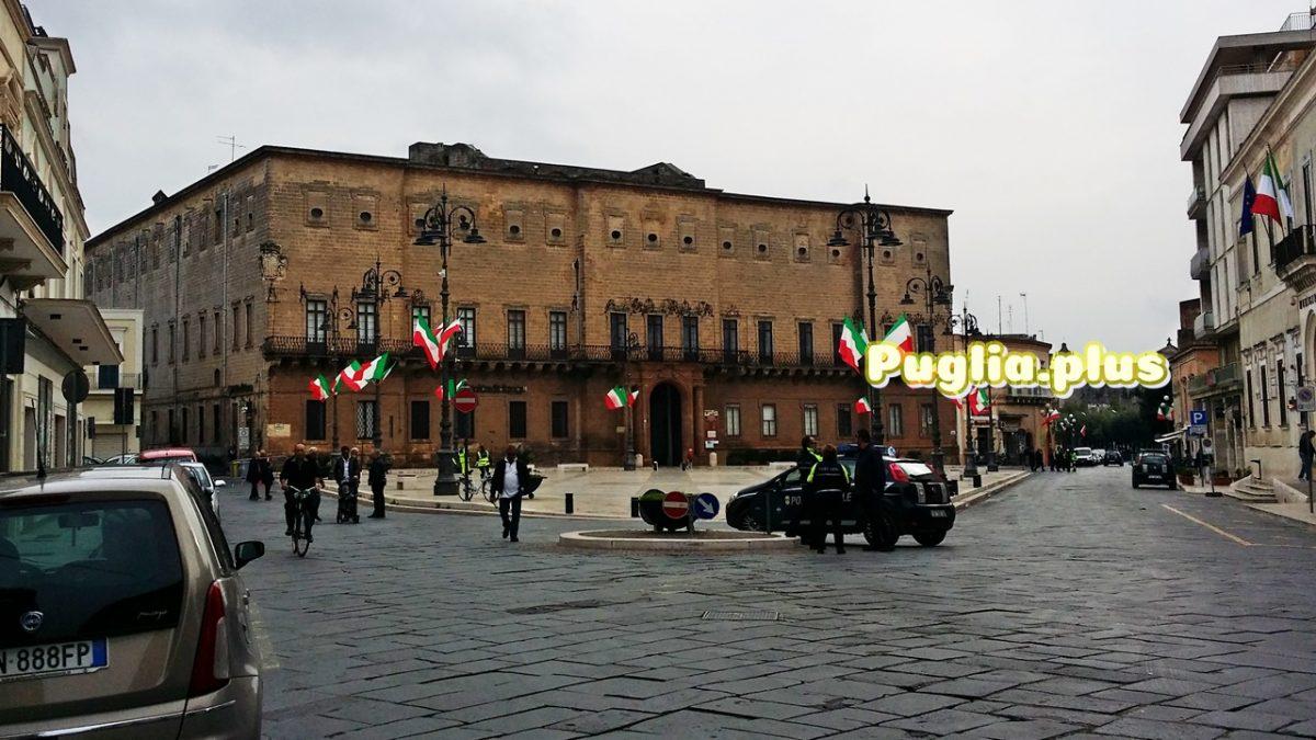 Die Altstadt von Manduria: im Herzen des Tarent, Herz des Salento sein