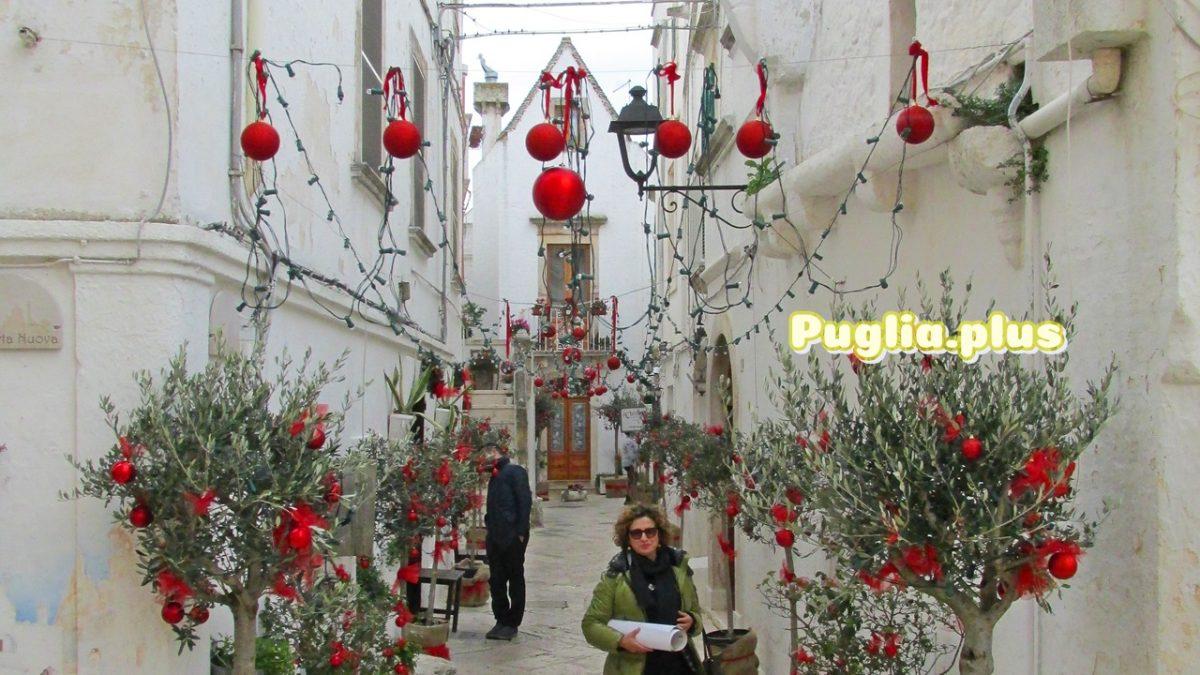 Weihnachten in Apulien