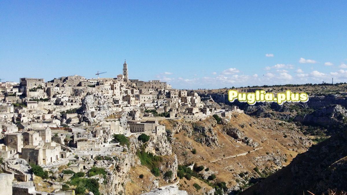 Ferienhaus in Matera und der Hochebene Murgia