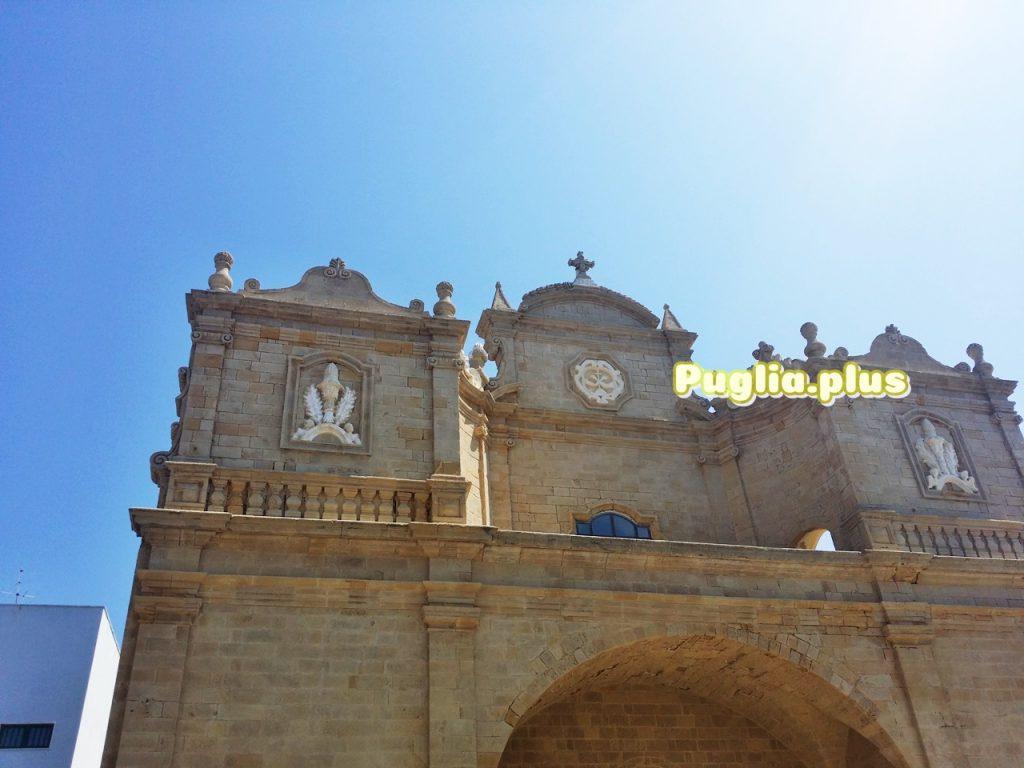 Kirche Franz von Assisi in Gallipoli mit Malladrone