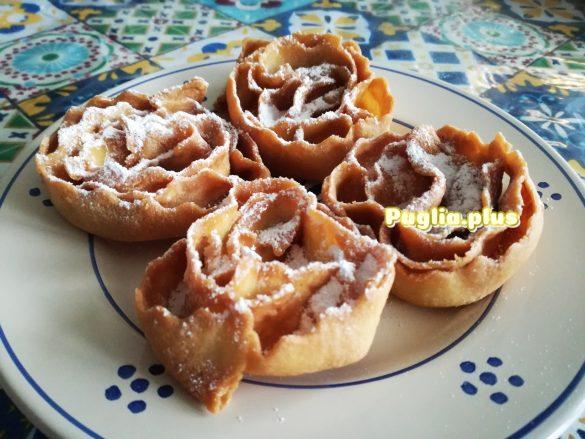 Rezept Weihnachtsgebäck Apulien: Cartellate
