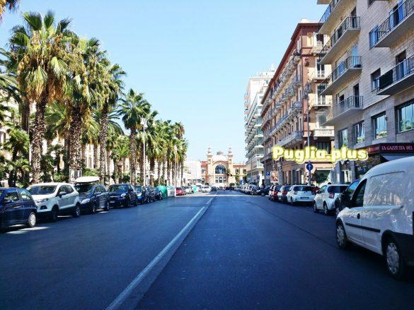 Günstige Hotels in Bari preiswert