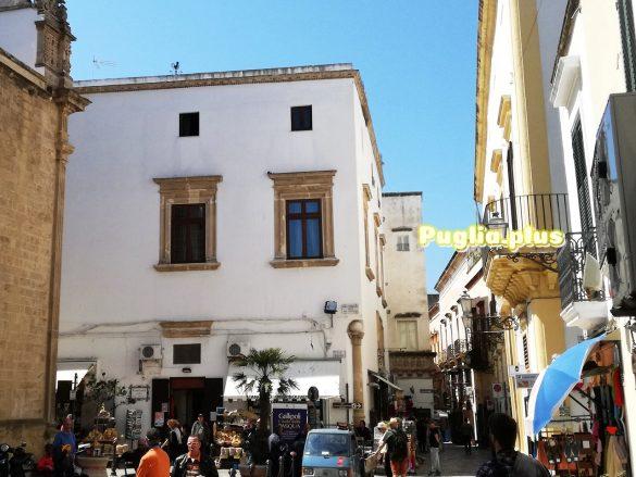 Gallipoli Altstadt Pension mit Frühstück