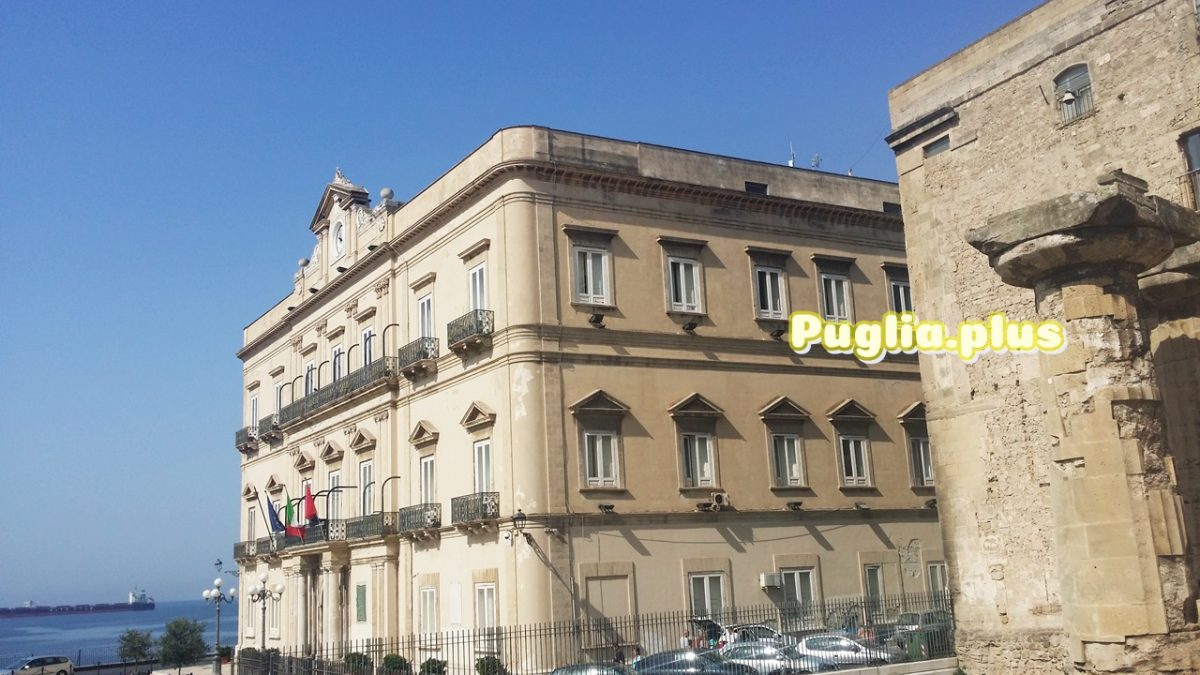 Ausgesuchte Luxushotels in Tarent
