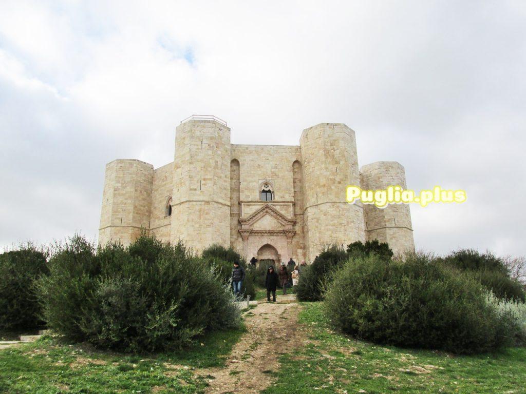 Die Staufer in Süditalien beeindruckendes Castello