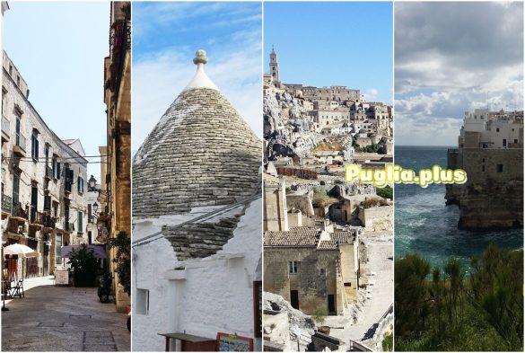 Top Sehenswürdigkeiten Apulien Rundreise