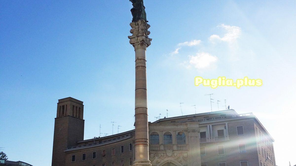 Schönes Hotel im Zentrum von Lecce