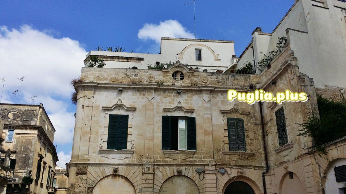 Pension in der Altstadt von Lecce