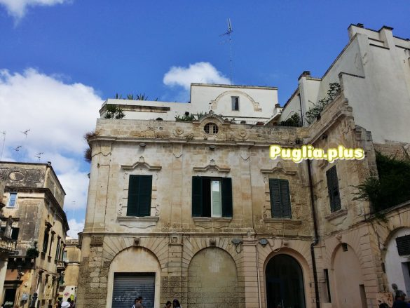 B&B und private Pension Lecce Zentrum