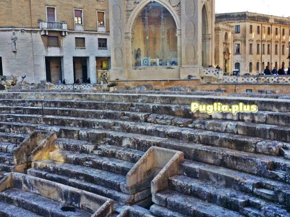 Ferienwohnung im Zentrum von Lecce, Urlaub in Apulien