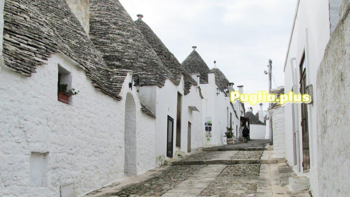 Ferienhaus in Alberobello und in der Nähe