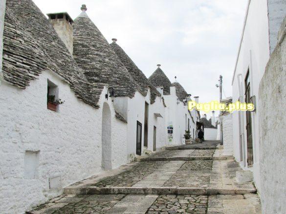 Alberobello Ferienhaus Trulli am Strand Urlaub