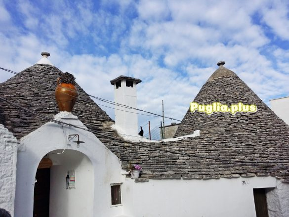 Hotel Alberobello buchen