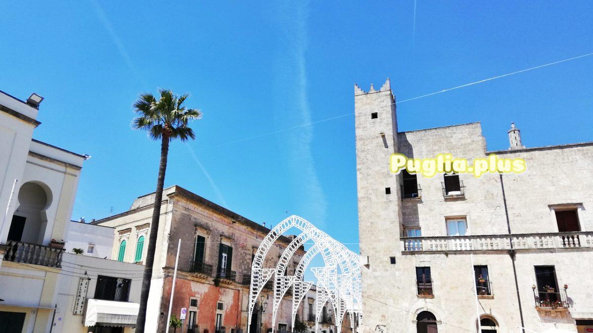 Altstadt von Specchia: bezaubernd und überschaubar