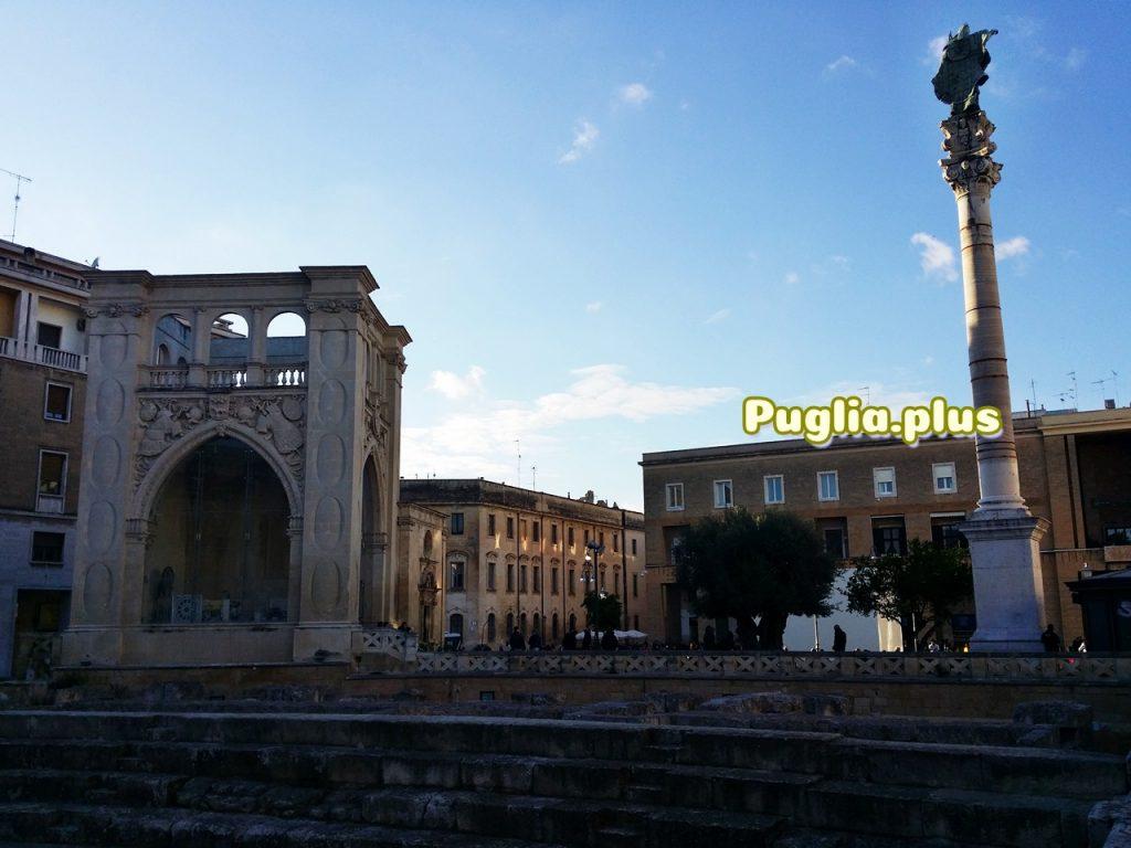 Lecce den ganzen Tag genießen