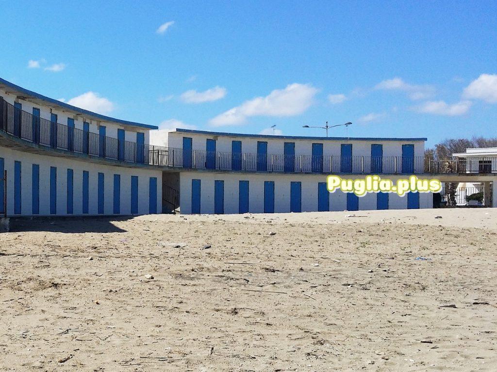 Strand bei Lecce, San Cataldo