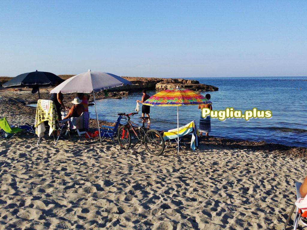 Frisch gefangener Oktopus - Strandurlaub Apulien im Herbst
