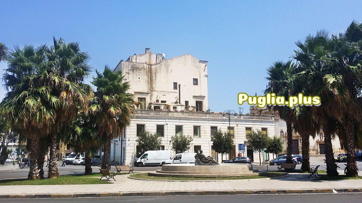 Schlosshotels in Apulien – Übernachten im Schloss