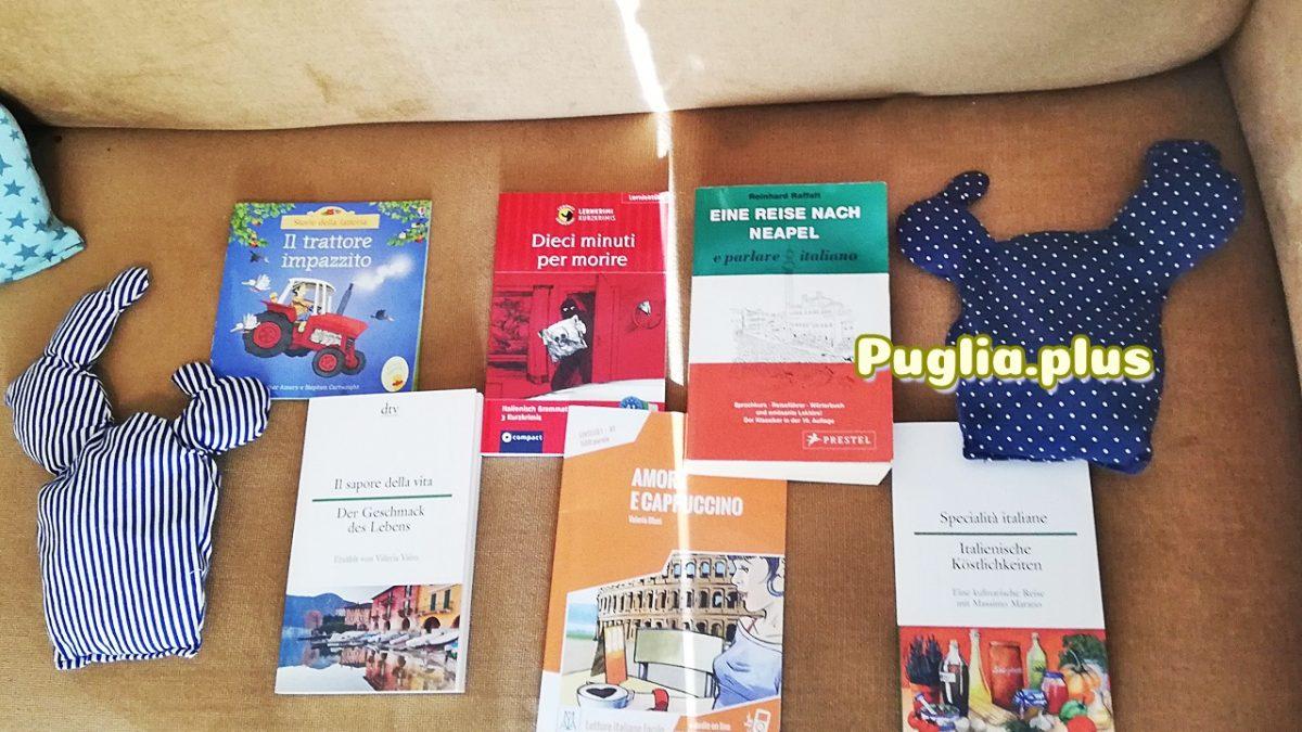 Italienisch lernen: Wortschatz erweitern beim Lesen