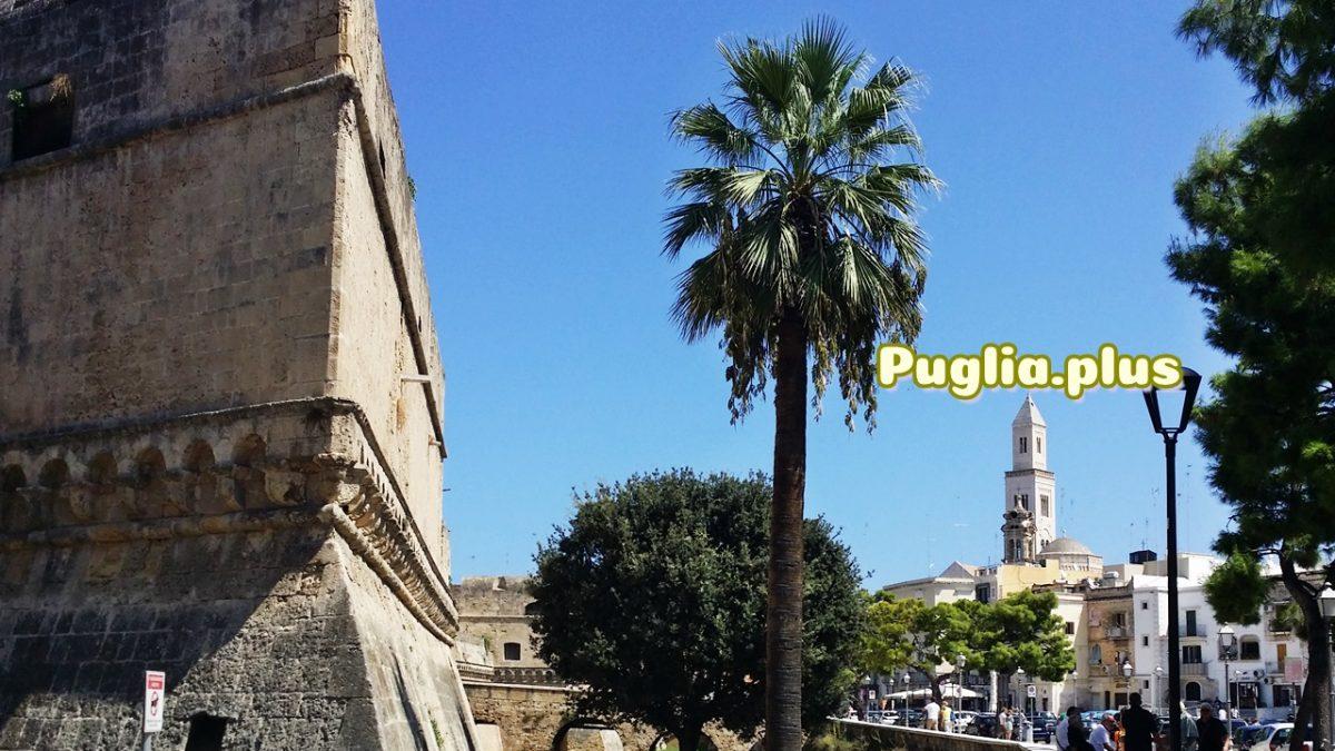 Altstadt von Bari: Sehenswürdigkeiten im historischen Zentrum