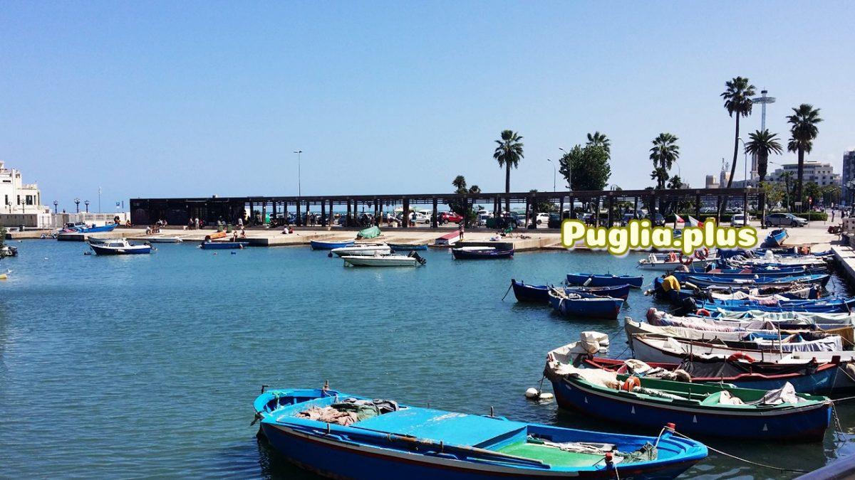 Bootsurlaub in Apulien