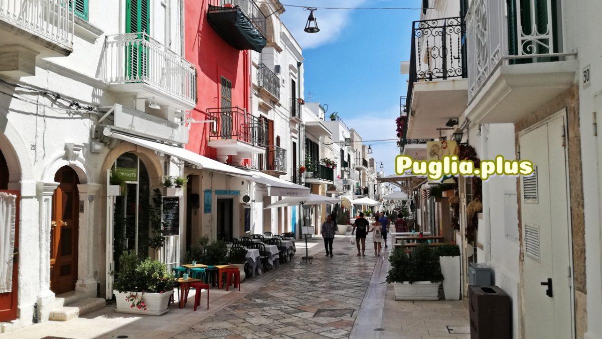 Schöne Hotels in Polignano a Mare im Zentrum buchen