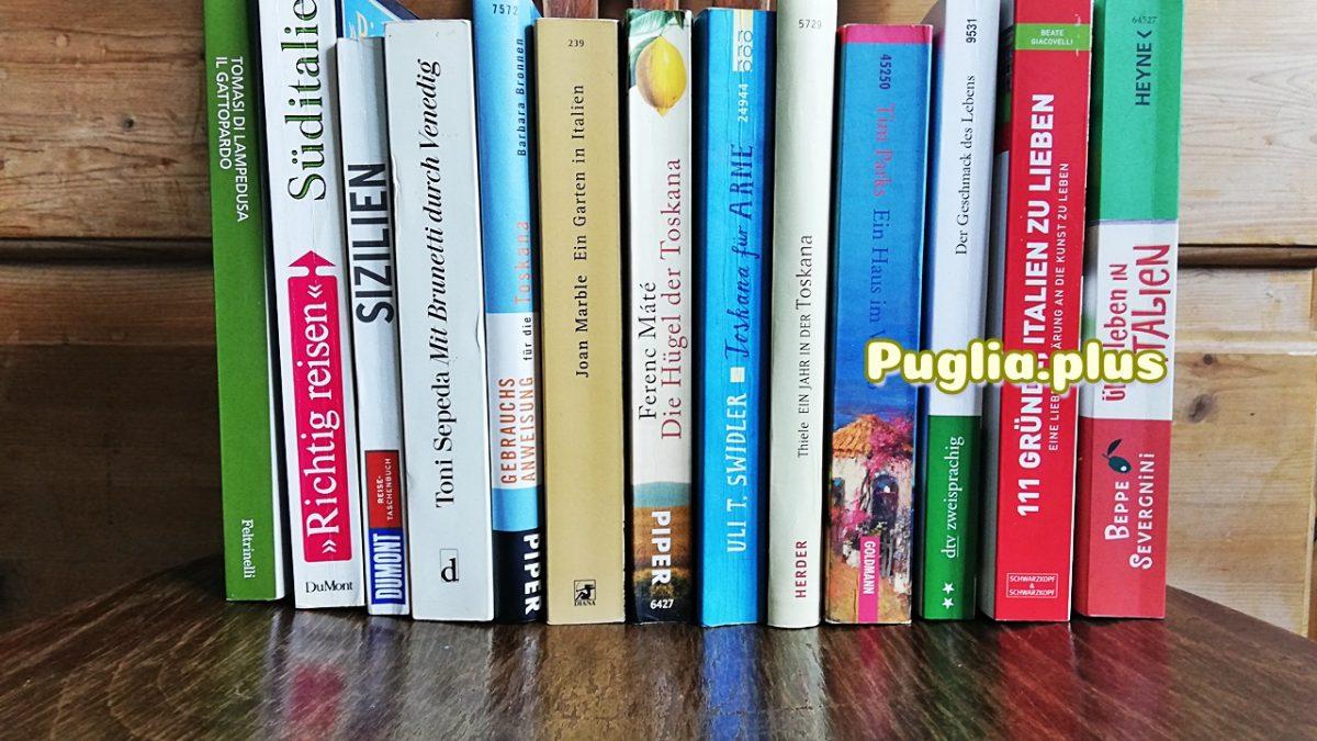 Bücher übers Leben in Italien: für Auswanderer