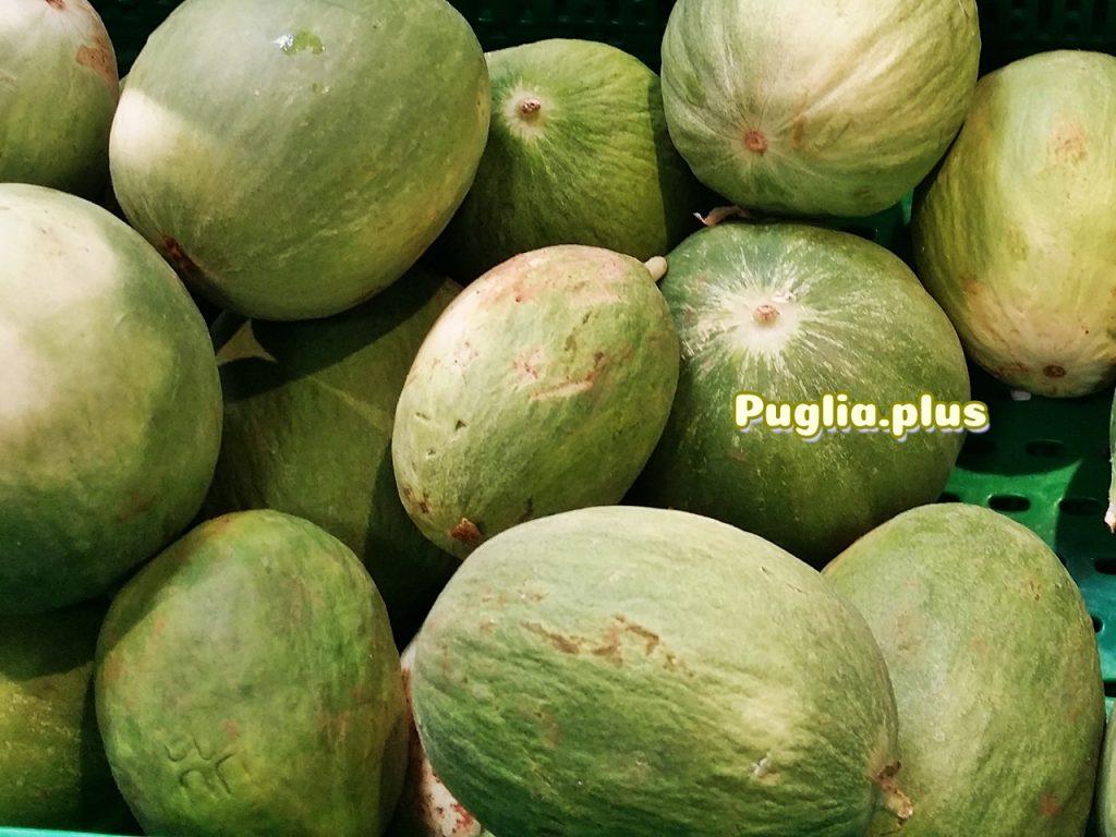 Lokale Sortenrarität Melone, saftig wie Gurke