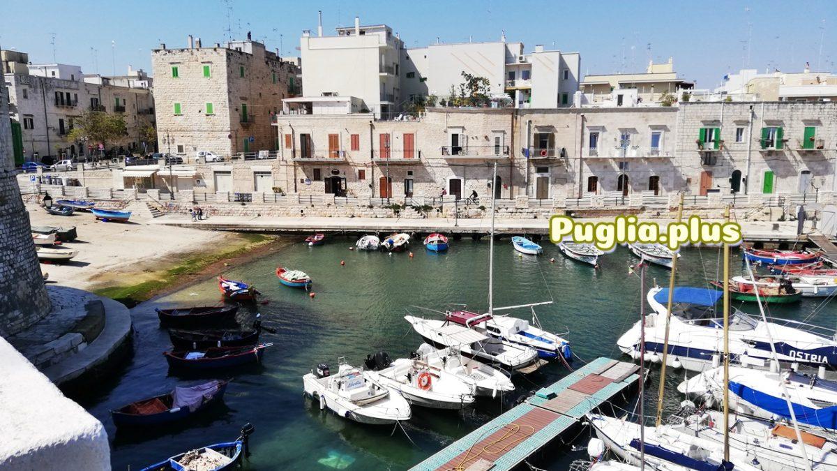 Hotels in Giovinazzo und Umkreis – nahe am Meer